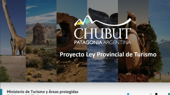 Presentaron a la Legislatura el Proyecto de Ley de Turismo