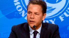 FMI: cambio de mando