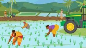 ¿Se convertirá la India en una potencia agrícola líder?