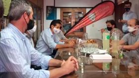 Firma de convenio para aumentar la productividad del suelo misionero