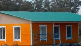 Construcción en madera para viviendas sociales de calidad