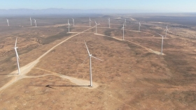 Sudáfrica planea impulsar energías renovables de 2,6GW