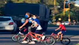 Un ambicioso proyecto busca conectar a toda la ciudad a través de bicisendas y ciclovías