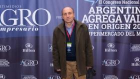 Horacio Salaverri - Expresidente de CARBAP - Congreso II Edición