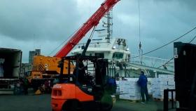 Langostino: se llegó a las 150 mil toneladas