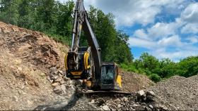 Las empresas forestales se hacen camino en los negocios con los productos MB Crusher