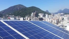 La energía solar en Brasil alcanzó el récord de inversión en 2020