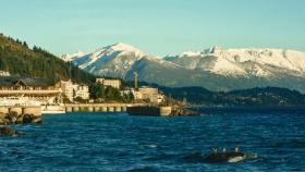 Disfrutar de un club de campo entre las montañas de Bariloche