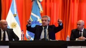 El Presidente y Lammens se reunieron con el sector turístico en Puerto Madryn