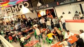 El renacimiento de los mercados gastronómicos porteños