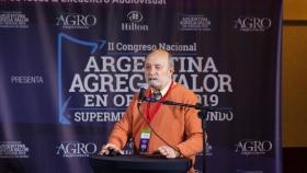 Juan Carlos Ramírez - Coordinador de Producciones Ecológicas del SENASA - Congreso II Edición