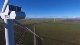 Energía eólica bonaerense de estreno