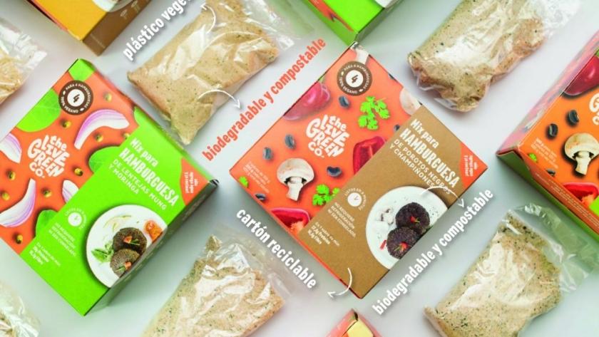 Live green, la foodtech chilena que crea alimentos 100% vegetales con inteligencia artificial