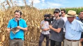 Maíz: la última gran investigación del agrónomo argentino que decidió mudarse a Estados Unidos