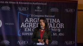 Julieta Vilte - Gerenta de Jusuy Alimentos Artesanales - Congreso II Edición