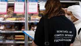 Bajo control: el Gobierno asegura el cumplimiento de la Ley de Góndolas en supermercados