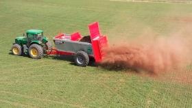 Enmienda orgánica: la fertilización con aplicación de estiércol continúa ganando terreno