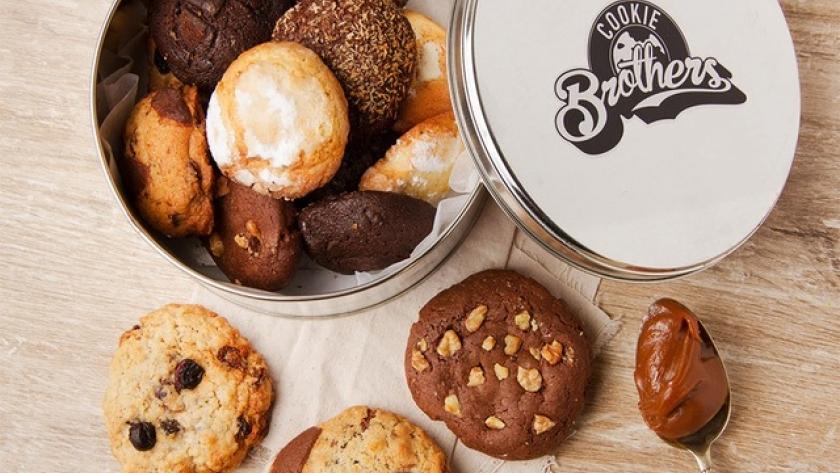 Cookie Brothers: un novedoso concepto gastronómico que ya conquistó el corazón de los argentinos