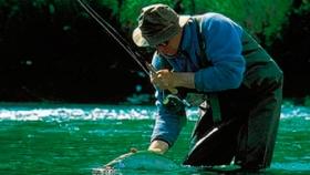 Palpitan la temporada de pesca en Río Negro