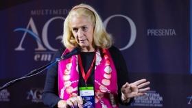 Adela Nores Bordereau - Directora de la Sociedad Rural Argentina - Congreso II Edición