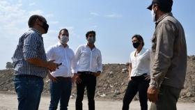 Gestión de residuos sólidos urbanos: El Bid visitó la provincia para avanzar en el financiamiento del proyecto