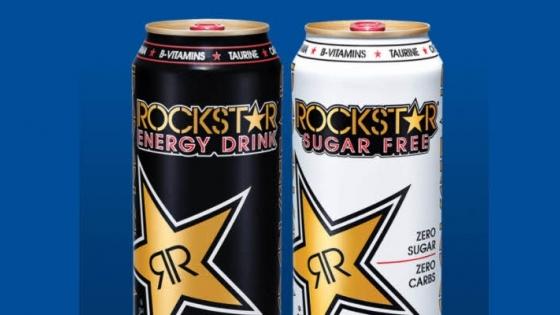 Llega ROCKSTAR, una bebida para recargar energía