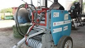 Mini rotoenfardadora: comenzó como una solución para productores de Chaco y hoy se extiende a todo el país
