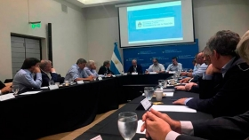 El sector pesquero se reunió con el ministro Luis Basterra