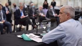 Julián Domínguez ante el Consejo Agroindustrial Argentino: