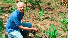 Un innovador del suelo agrícola, World Food Prize 2020