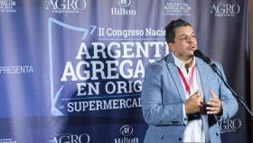Hernán Di Leo - Gerente de Negocio Agro y Equipo Original de Pirelli Neumáticos - Congreso II Edición