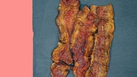El beicon vegano, a base de setas, recauda 40 millones de dólares para su fabricación masiva