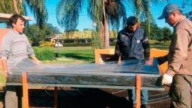 Tecnología potencial: destilan agua para el consumo familiar a través de la energía solar