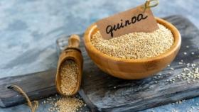 Quinoa: un superalimento con miles de posibilidades