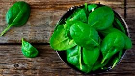 Espinacas y lechugas más saludables