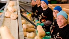 Un proyecto agrícola sanjuanino gana mercados internacionales