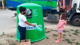 Se suman iglúes de reciclaje para nuevos barrios