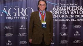 Alejandro Peyrou - Presidente de la Cámara Argentina de Productores de Pecán - Congreso II Edición