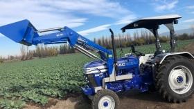 Inversión millonaria de Econovo Agrovial para fabricar componentes de tractores