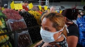 Las medidas preventivas del Mercado Central ante el coronavirus