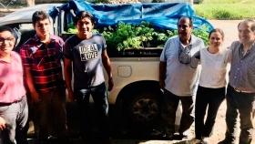 El Vivero Forestal de Orán es modelo para el norte argentino