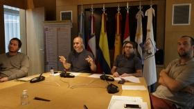 Buenos Aires lideró una reunión virtual de alcaldes de capitales iberoamericanas sobre Covid-19