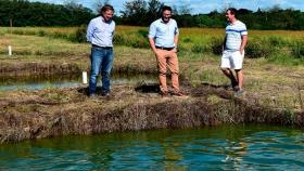 La provincia impulsa la producción acuícola