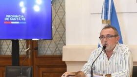 """Daniel Costamagna: """"Santa Fe es el centro de las inversiones productivas y tecnológicas del país"""""""