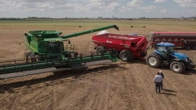 Cómo será la maquinaria agrícola que se verá en Expoagro 2021