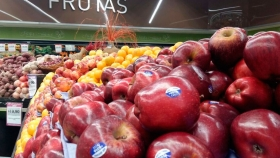 Las ventas de manzana al mercado interno tocan máximos de los últimos 20 años