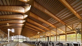 La Universidad de Cornell utilizará el calor de la Tierra y el estiércol de sus vacas para calefaccionar su campus