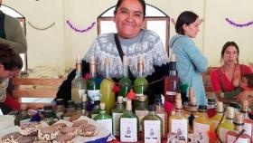 Realizan Primera Feria de gastronomía y artesanos