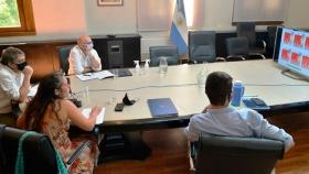 Se reunió la Comisión de Emergencia Agropecuaria