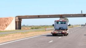 Ruta Nacional 34: habilitaron ocho kilómetros más de la autopista en Santa Fe